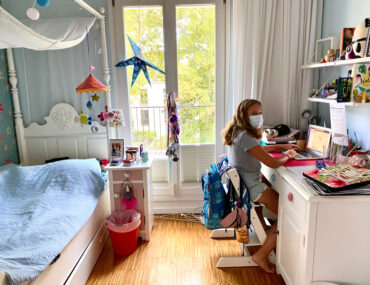 Kind in Quarantäne | berlinmittemom.com