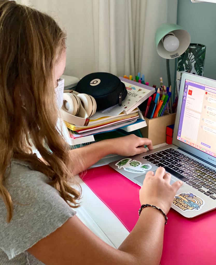 Distance Learning in der Corona Quarantäne | berlinmittemom.com