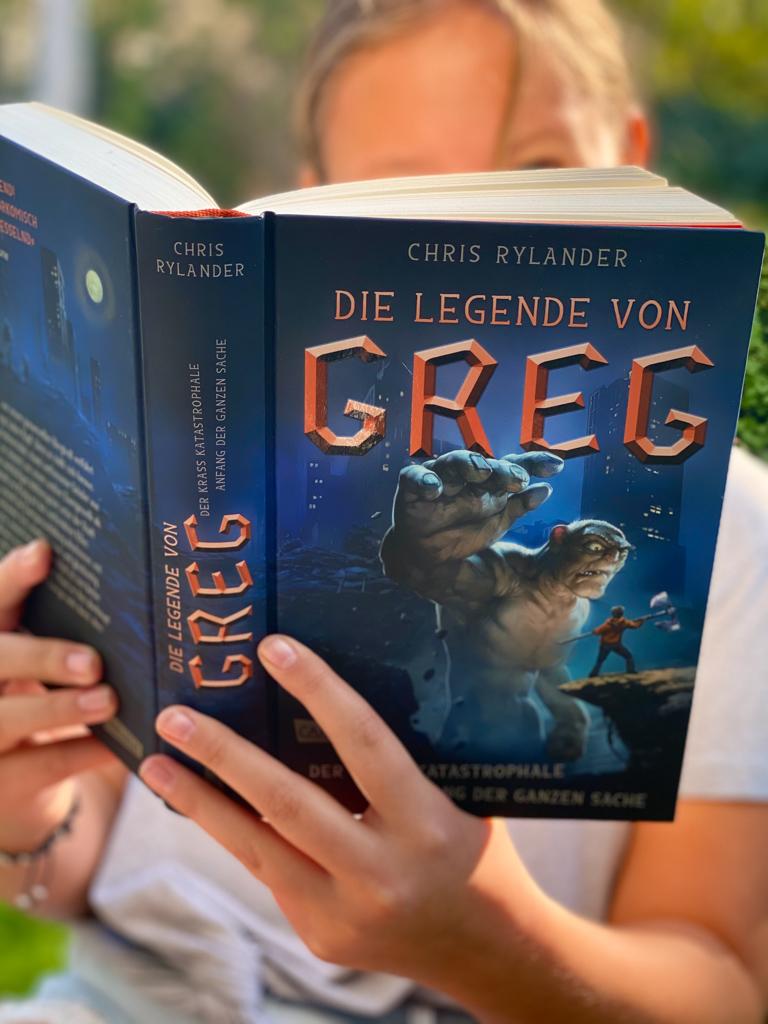 Die Legende von Greg | berlinmittemom.com