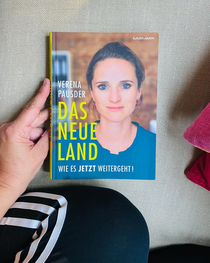 Verena Pausder, Das Neue Land | berlinmittemom.com