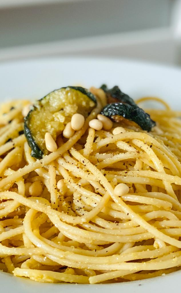 Spaghetti Carbonara ohne Süeck | berlinmittemom.com