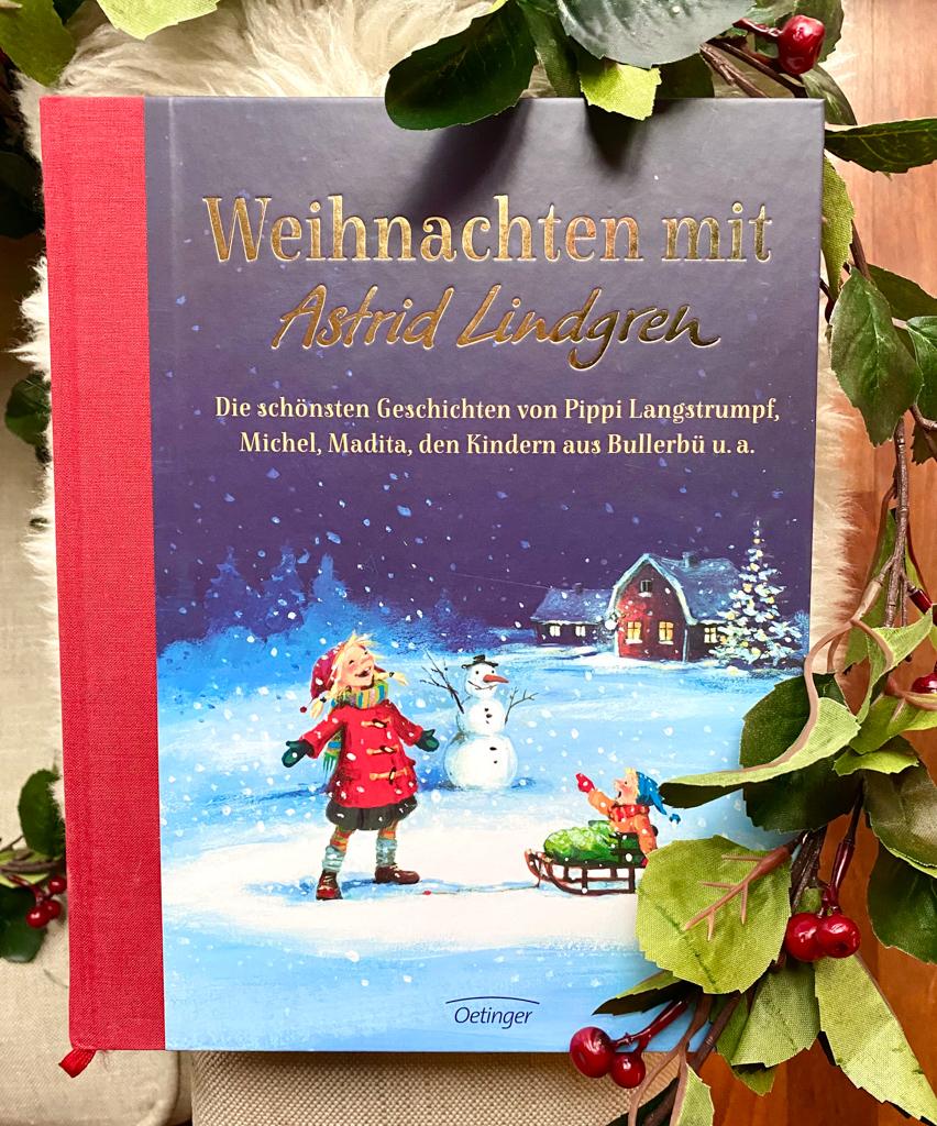 Weihnachten mit Astrid Lindgren | berlinmittemom.com
