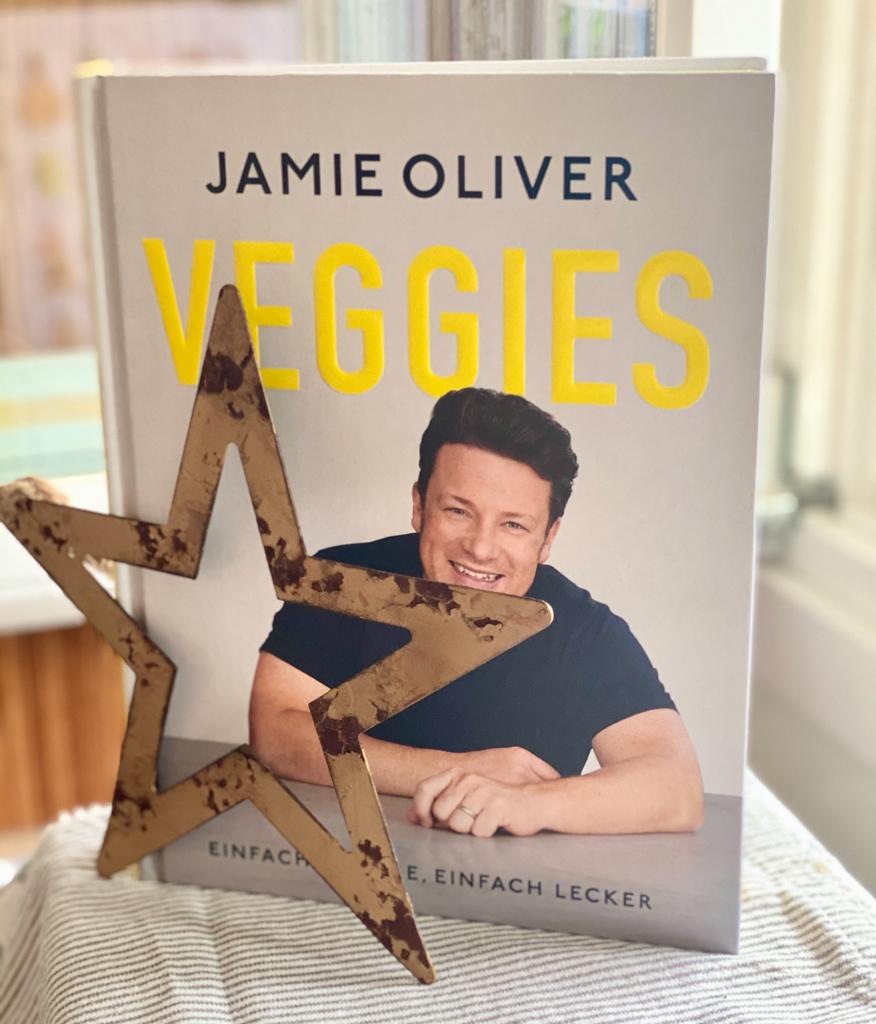 Kochbücher zu Weihnachten: Jamie Oliver, Veggies | berlinmittemom.com