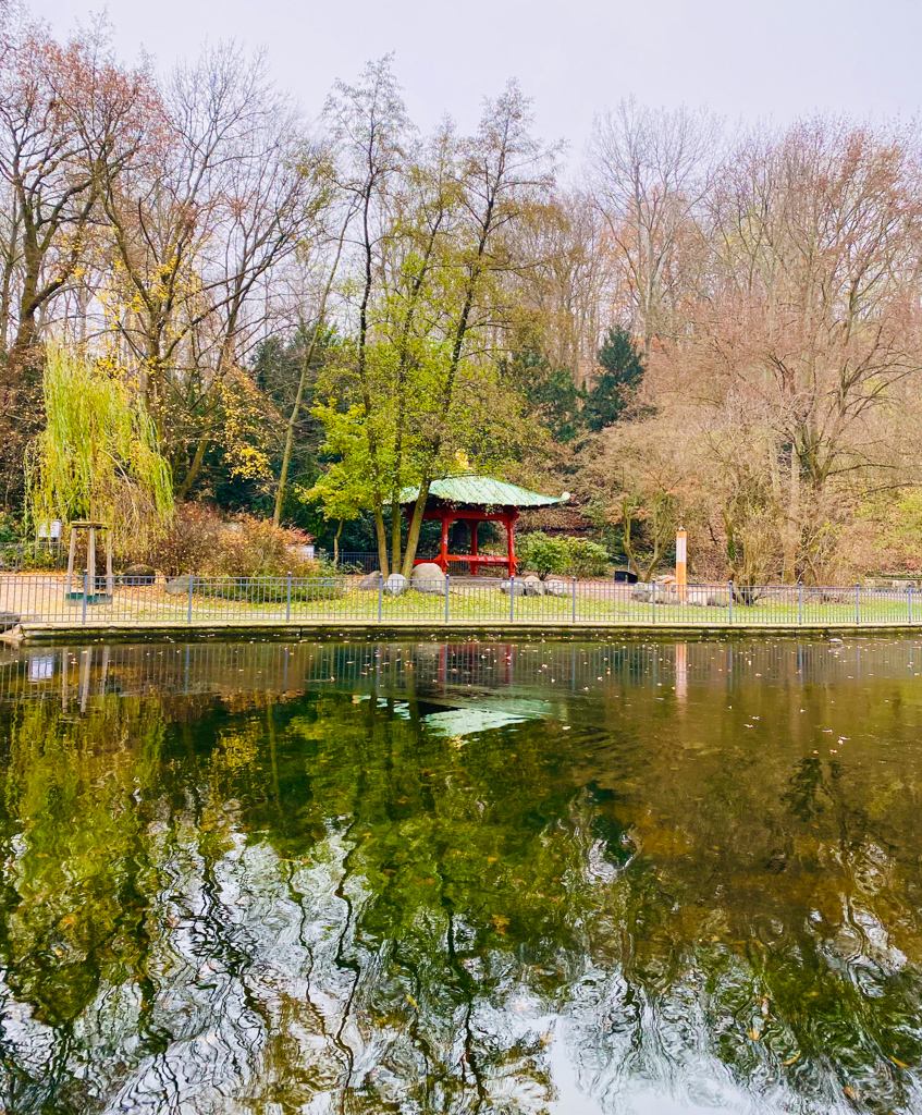 Volkspark Friedrichshain Pavillon | berilnmittemom.com