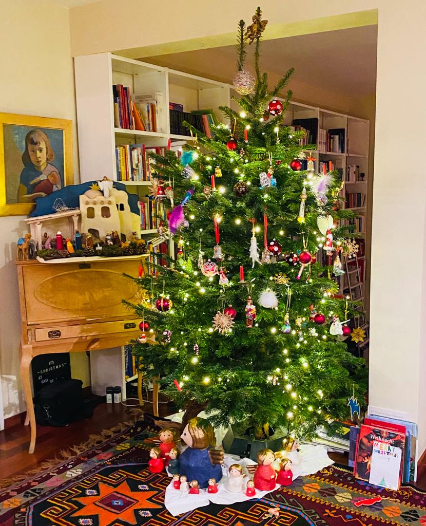 Weihnachtsrituale und Weihnachtsrezepte | berlinnmiittemom.com