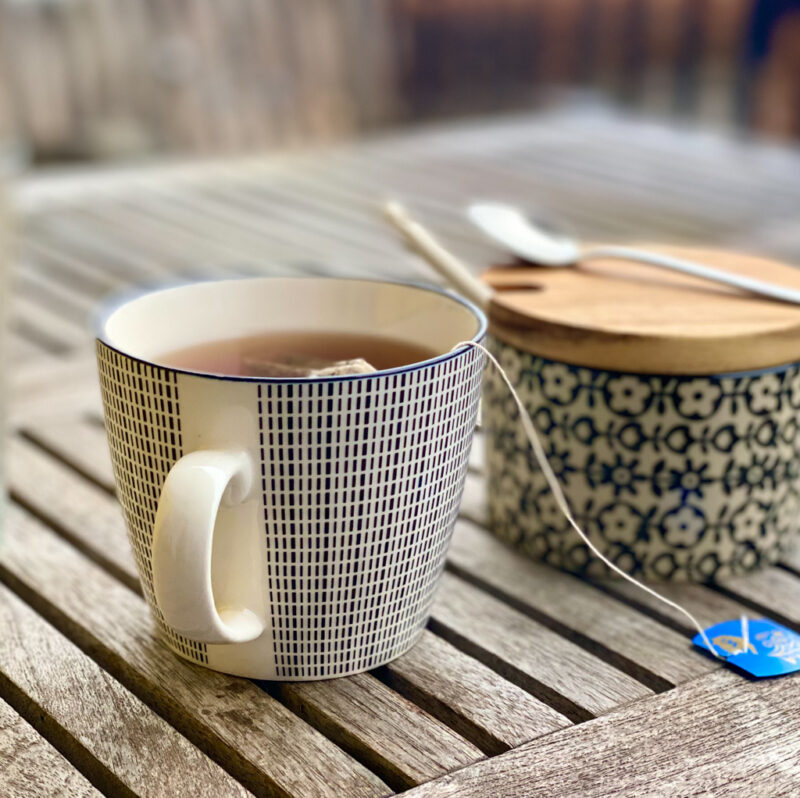 Tee mit Abstand | berlinmittemom.com