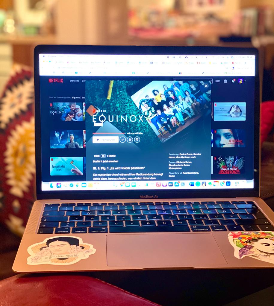 Freitagslieblinge: Equinox | berilnmittemom.com