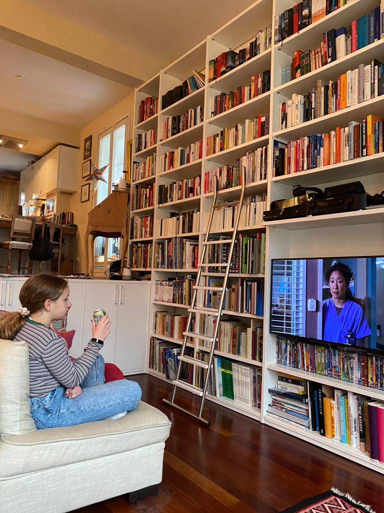 Homeschooling und Heimkino | berlinmittemom.com