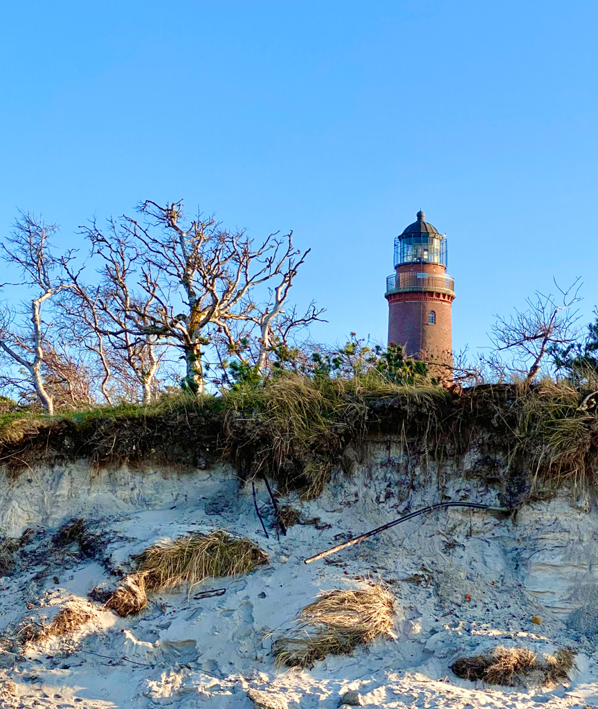 Leuchtturm Darßer Ort | berlinnmittemom.com