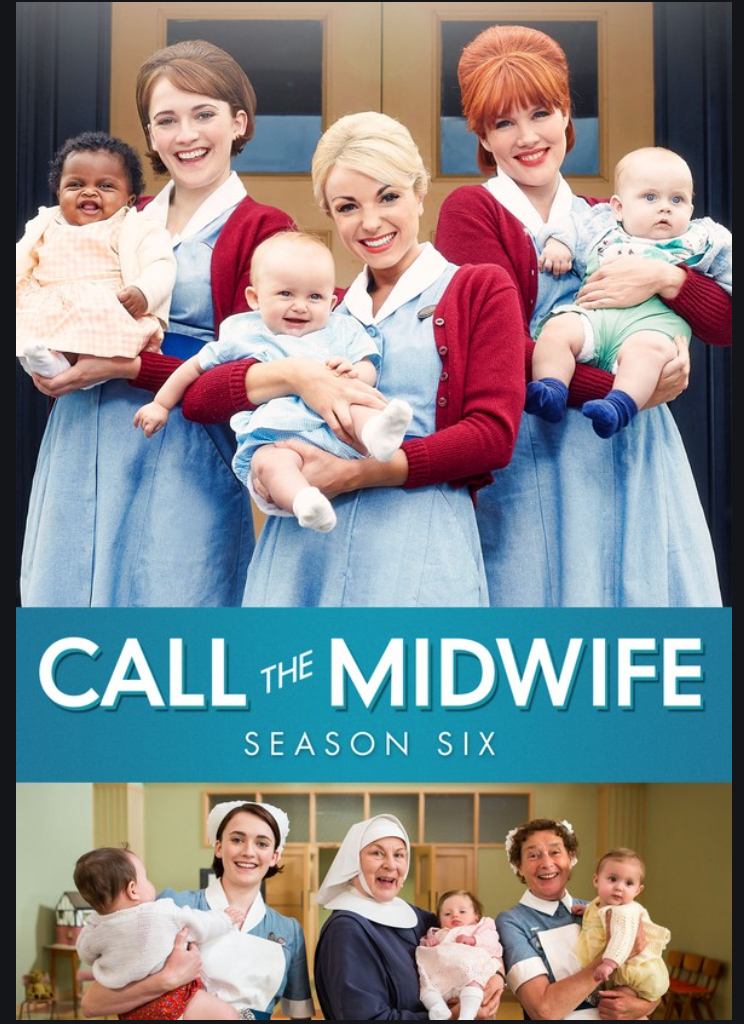 Freitagslieblinge: Call The Midwife | berlinmittemom.com