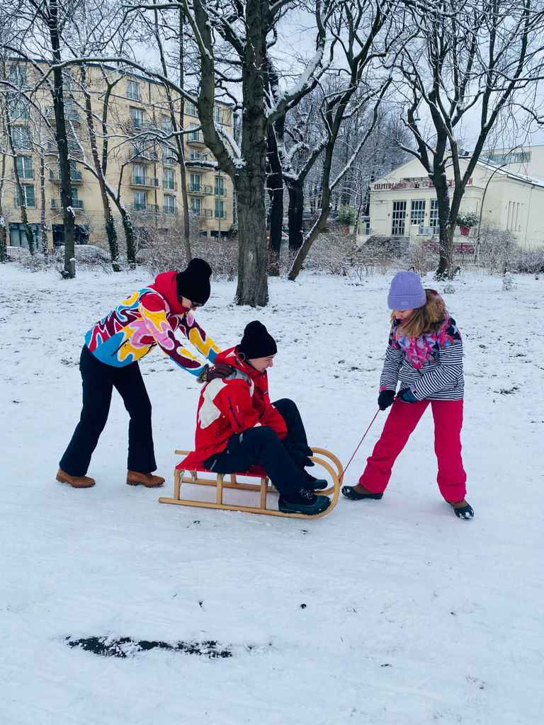 Schneetage in Berlin | berlinmittemom.com