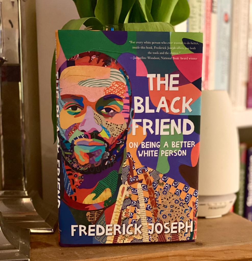 The black friend | berlinmittemom.com