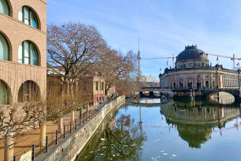 Museumsinsel Berlin, Winter | berlinmittemom.com