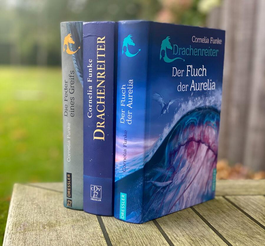 Drachenreiter Trilogie von Cornelia Funke | berlinmittemom.com
